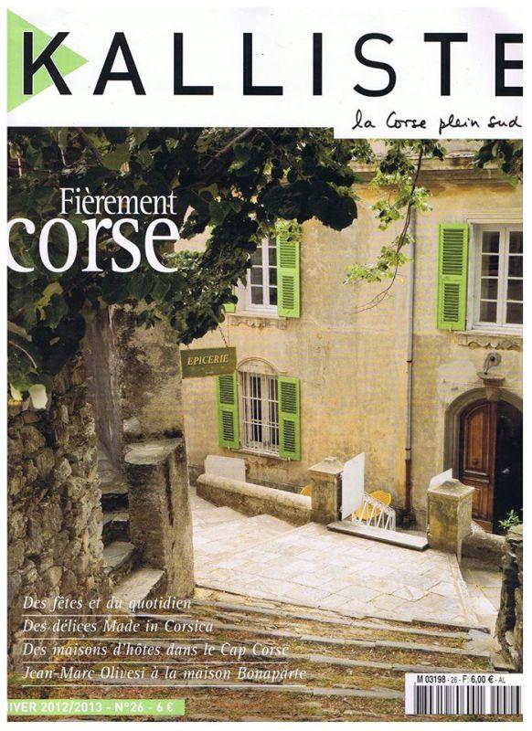 Kalliste Corse